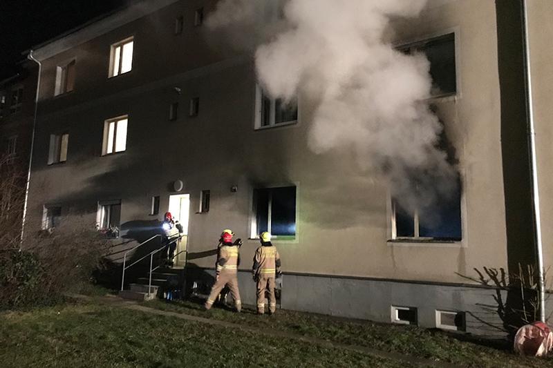 Brand Korneuburg