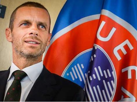 Čeferin predsednik Uefa potrjen Rim kongres
