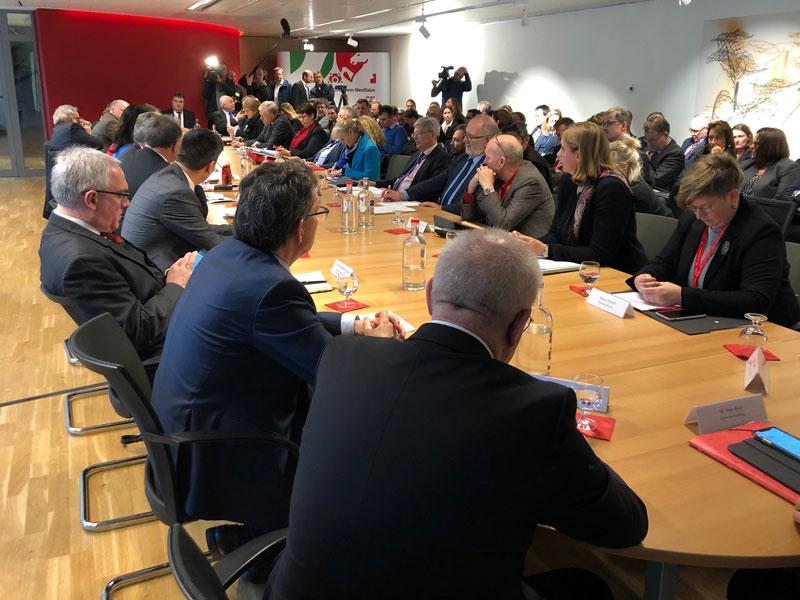 Ausschuss der Regionen in Brüssel