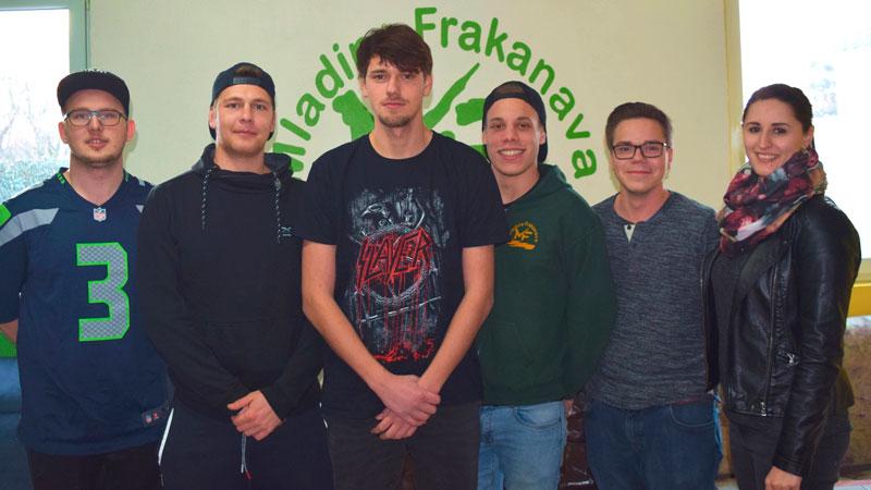 Mladina Frakanva novi odbor