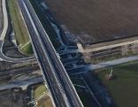 Autobahn M85 in Ungarn