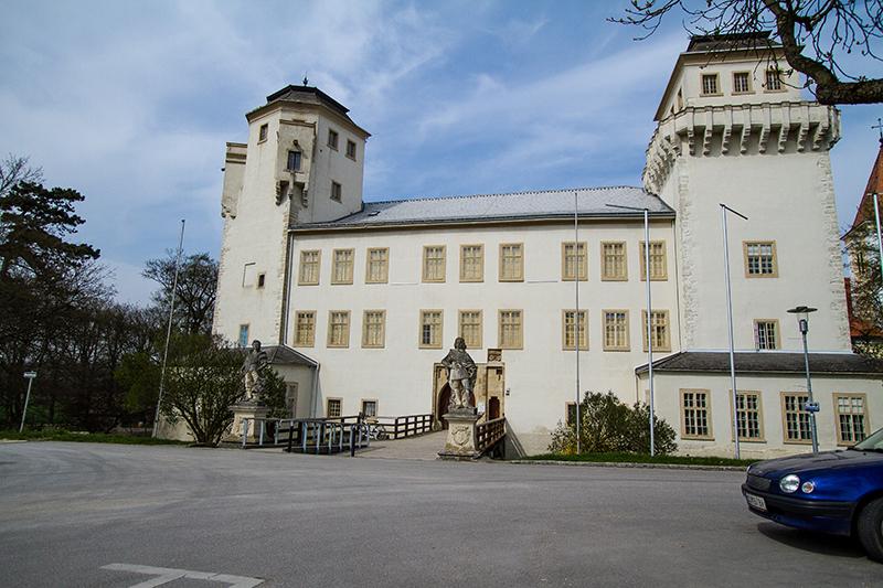 MAMUZ Schloss Asparn an der Zaya
