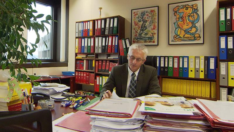 Ivan Meršić u Bečanskoj bolesničkoj blagajni WGKK