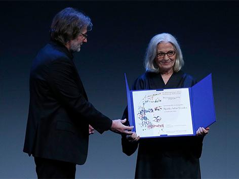 Prešernova proslava Slovenija Möderndorfer