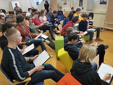 Moonshot pirates startup bootcamp Tinje Marko Haschej