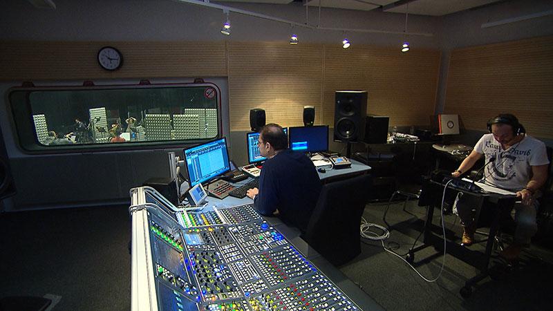 Die Blechblattler, CD-Produktion