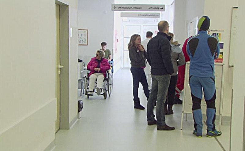 Unfallchirurgie Tauernklinikum Zell am See