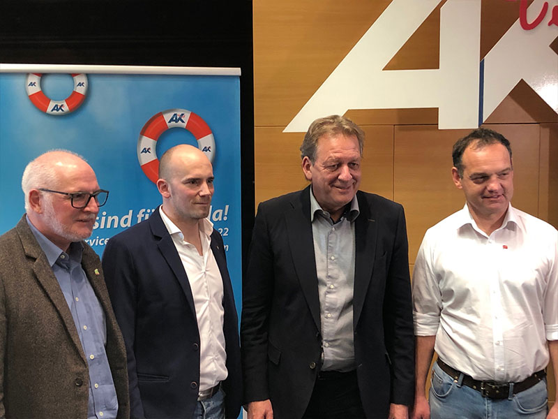 AK Wahl 2019 Spitzenkandidaten