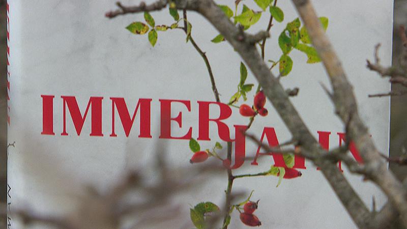 """""""Immerjahn"""" von Barbara Zeman"""