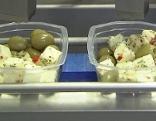 Die Käsemacher Käse Gemüse Früchte Produktion