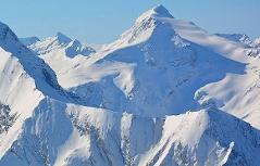 Schnee Hochgebirge Hocheiser Glocknergruppe