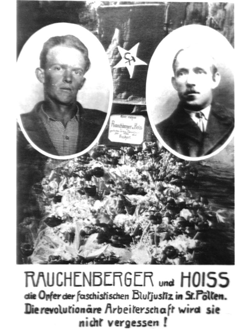 Johann Hoys Vikrot Rauchenberger Bürgerkrieg