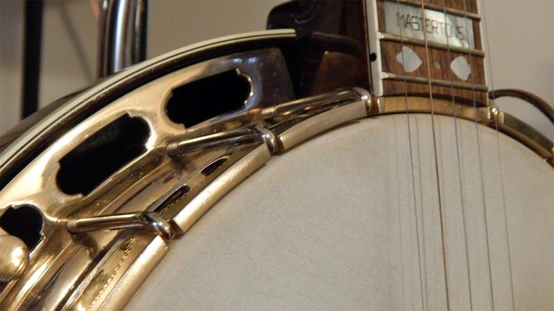 Banjo Musikinstrument
