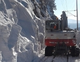 Mariazellerbahn fährt wieder Sperre aufgehoben