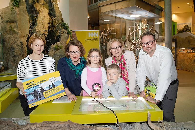 Familienticket Museum Familienpass