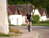 Weinviertel Radfahren Tourismus Radfahrer