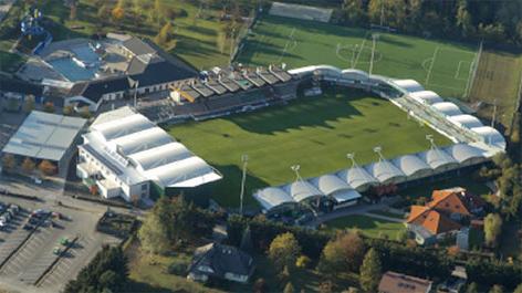 Waldstadion Pasching Fußball