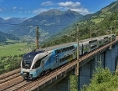 vlak rakouského dopravce Westbahn