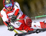 Marcel Hirscher in Aare