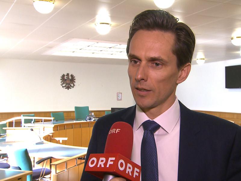 Bernd Ziska, Vizepräsident Staatsanwältevereinigung