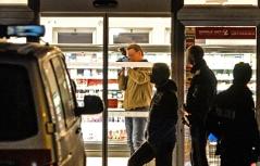 Polizeieinsatz nach Überfall auf Geschäft