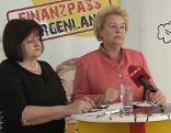 Bilanz Bankenombudsfrau, geht in Pension nach 15 Jahren, Helga Schmidt, Verena Dunst