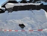 Dachlawine Nassfeld Achtjähriger verschüttet