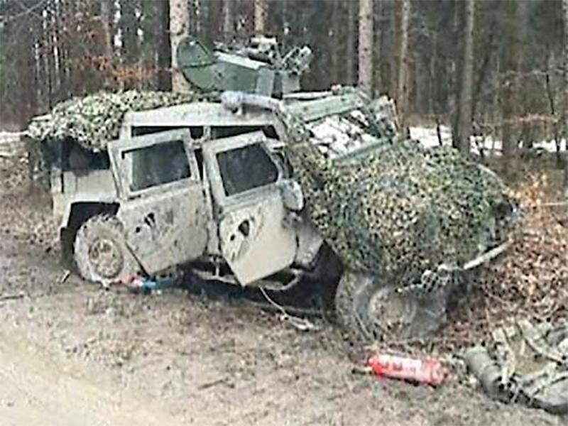 Truppenübungsplatz Allentsteig Bundesheer Unfall Husar
