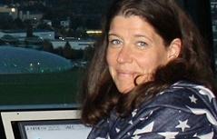Judith Spörl Fluglotsin