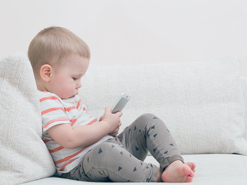 Schlafstörungen bei Kindern unterschätzt