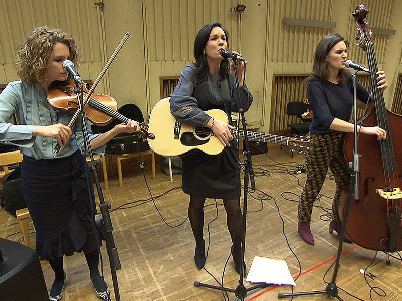 Schick Sisters bei Probe für Opernball