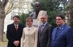 semmelweis szobor Bécs