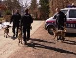 Cold Case Suchaktion Polizei