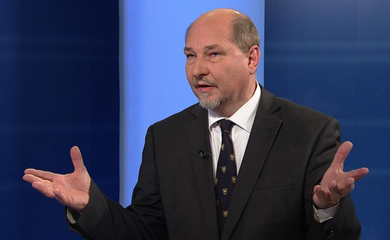 Superintendent Gerold Lehner