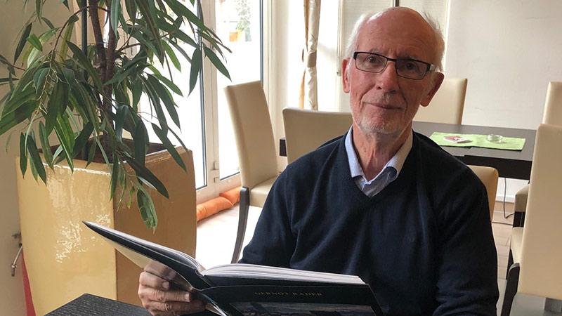 Gernot Rader Historiker