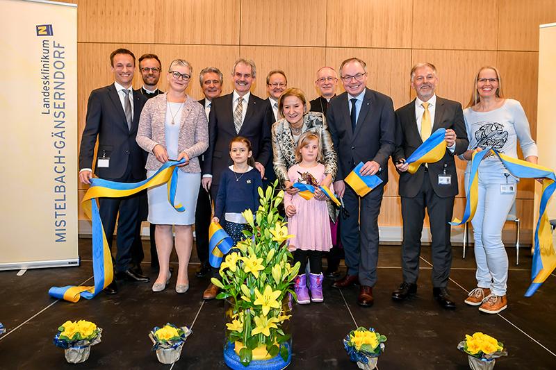 Eröffnung Landesklinikum Mistelbach