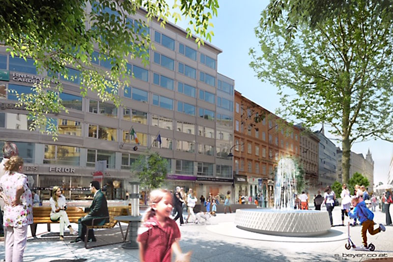 Renderings Rotenturmstraße