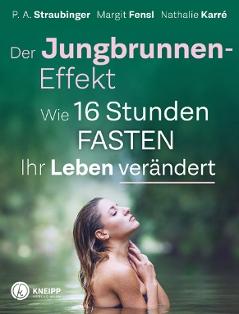 """Cover """"Der Jungbrunneneffekt"""""""