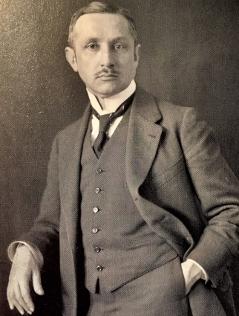 Rudolf Ramek österreichischer Bundeskanzler aus Salzburg (1924 bis 1926)
