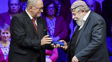 Karel Sidon und Jan Řeřicha Festival Mene Tekel
