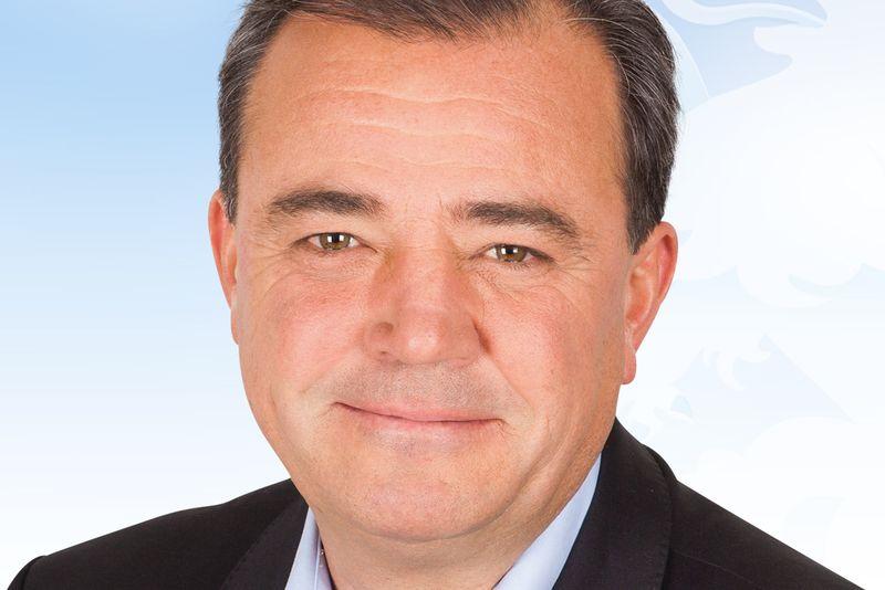 Christian Pewny (FPÖ), neuer Bürgermeister von Radstadt