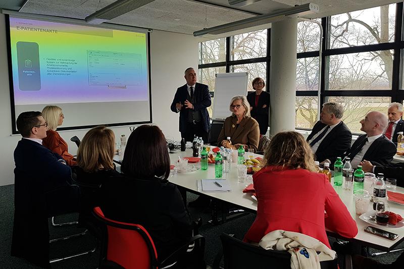 Gesundheitsdelegation Zürich Martin Eichtinger