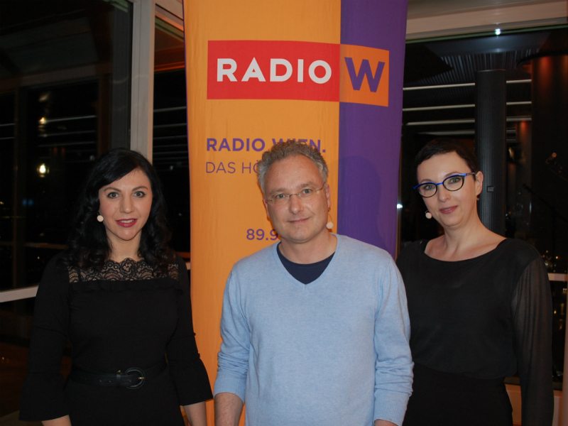 Radio Wien Talk im Turm - Selbstmanagement