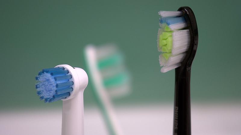 La Vita Zahnbürsten Test Zähneputzen