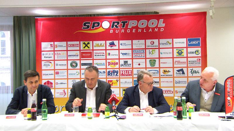Sportpool Vorstand neu gewählt