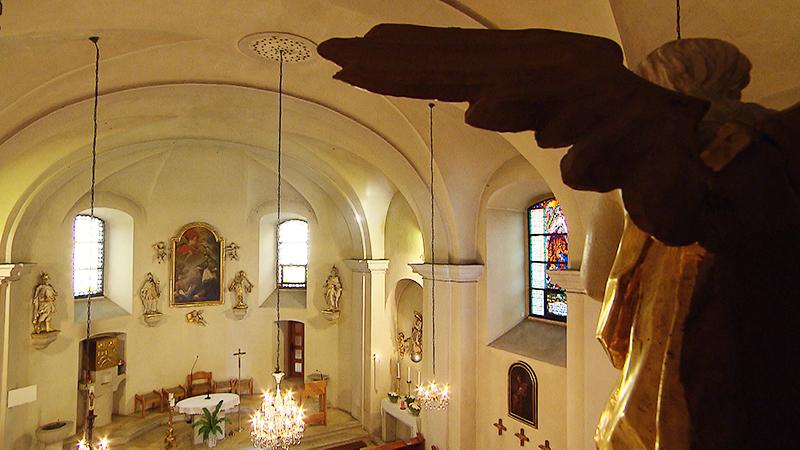 Dorfkirche von Donnerskirchen