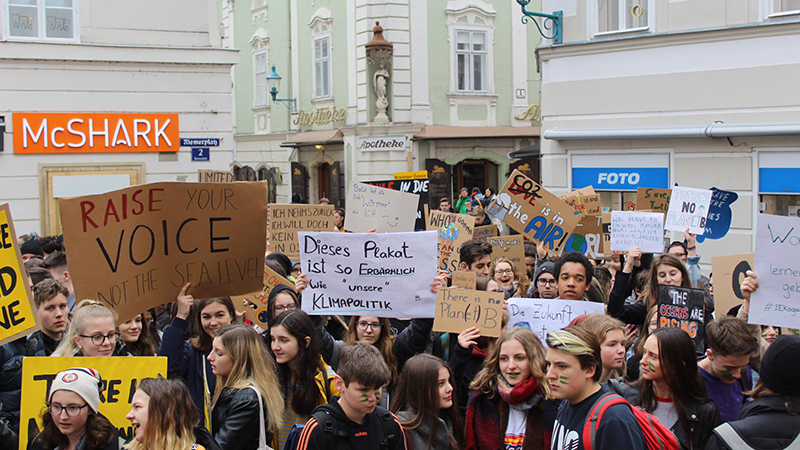 Schülerstreiks