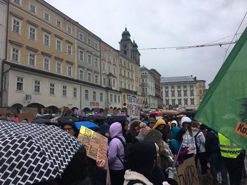 Klima Demo Wien News: Schüler Demonstrieren Für Das Klima