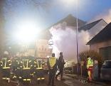 Toter bei Brand in Steinbrunn
