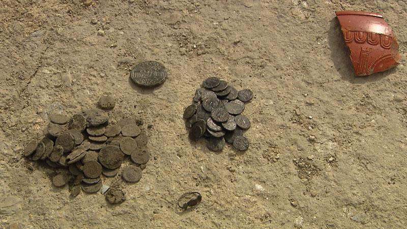 Ausgrabungen aus Müllendorf